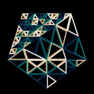 Recursive Polygon - Screenshot